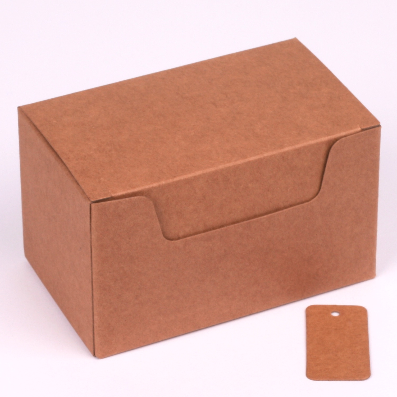 Eco Kraft Small Natural Gift Boxes Wedding Favour
